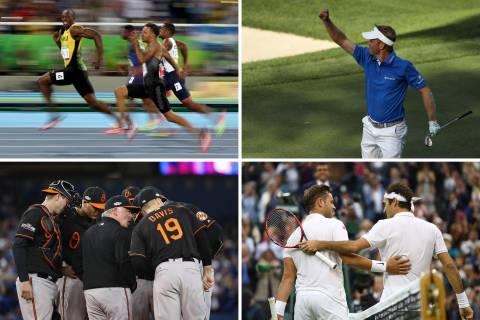 Best, worst in sports in 2016