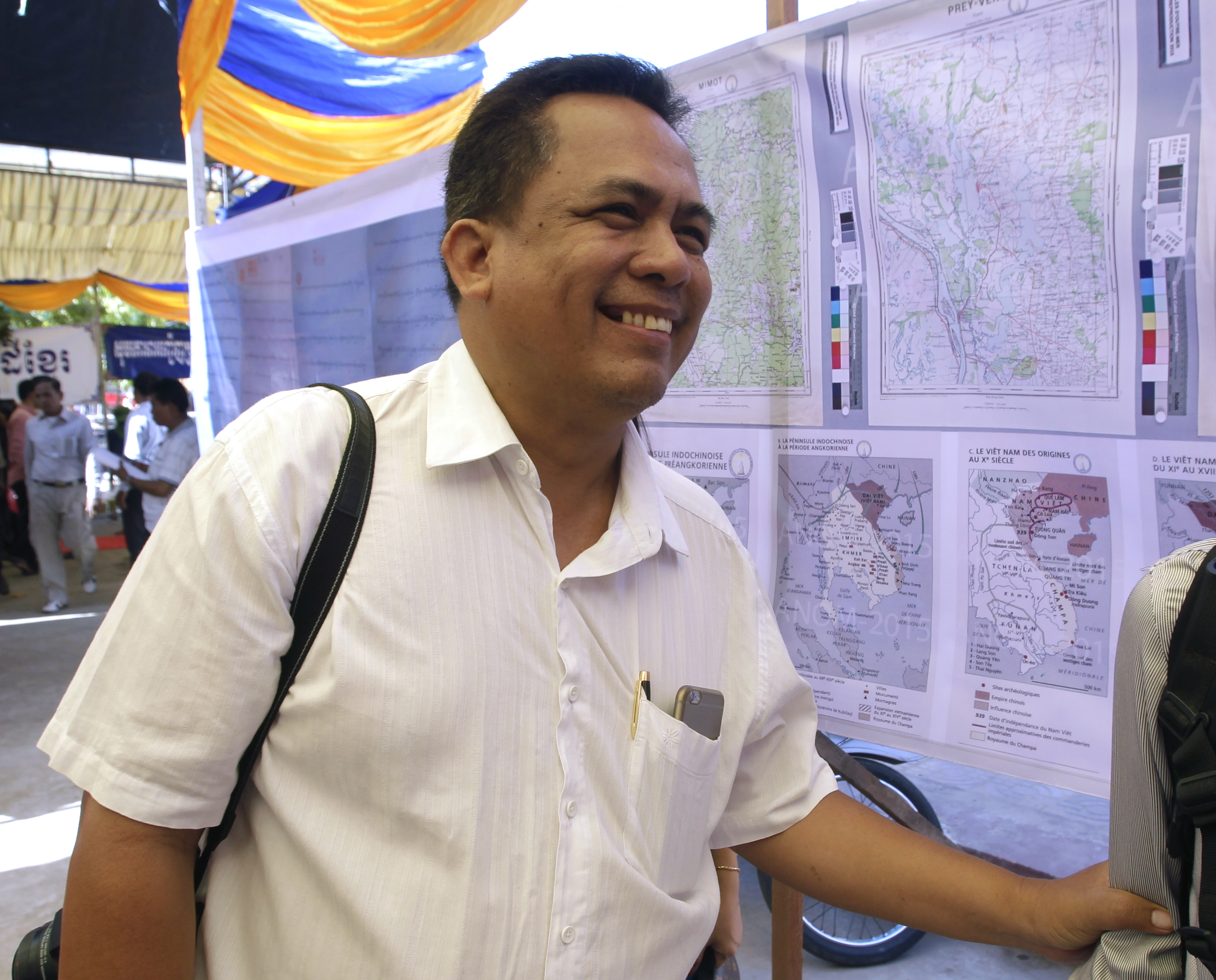 article.wn.com Cambodia's explanation for killing of activist draws doubt