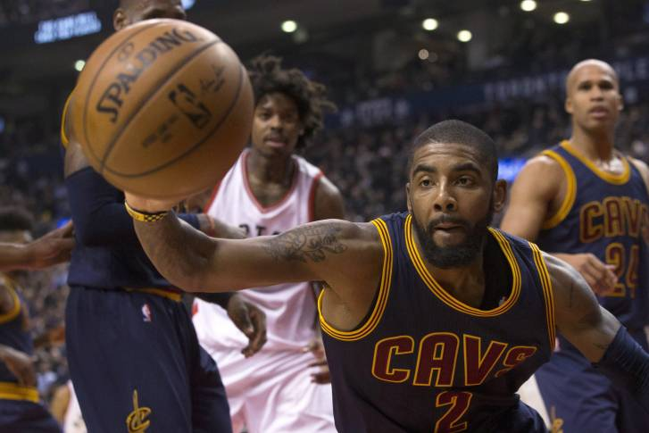 James, Cavs snap 3-game skid with 116-112 win over Raptors