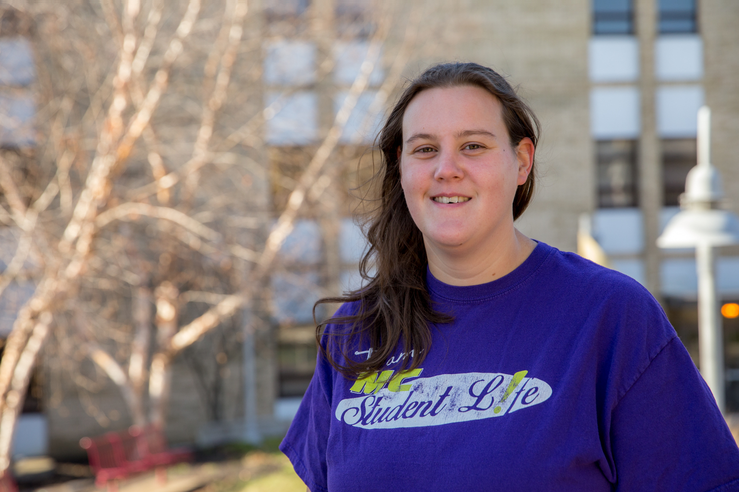 Constance volunteers with the Montgomery County Victim Assistance Program, a Montgomery County program (which operates out of the Health and Human Services Department) and assists victims of rape, sexual assault and domestic violence. (Courtesy Fritzi Bodenheimer)