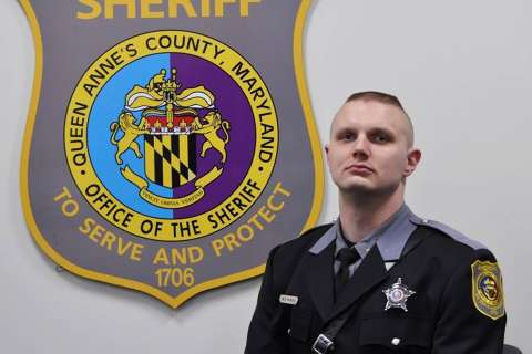 Md. sheriff's deputy wounded by shotgun blast improves