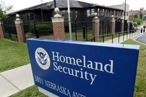 Suspicious cell activity suggests monitoring of US officials