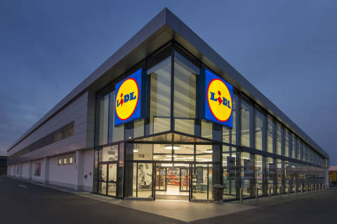 Lidl is hiring for first DC-area stores