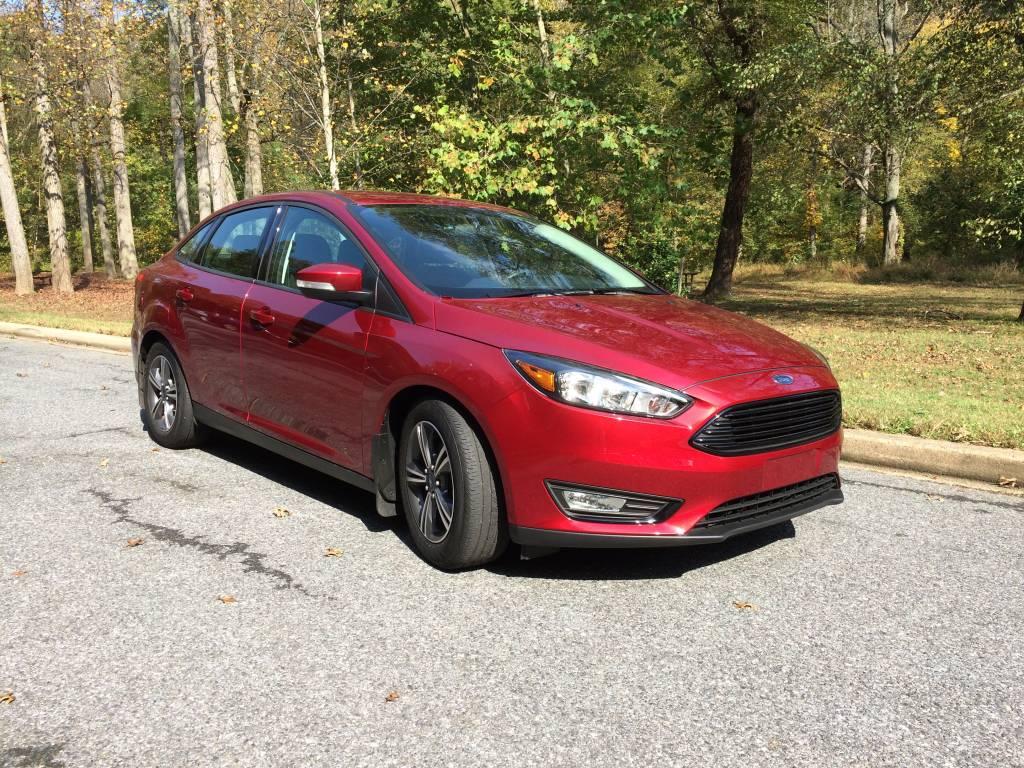 Ford Focus Sedan Se Goes Down To 3 Cylinders Wtop