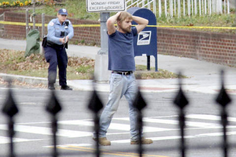 Comet gunman says he 'wanted to do some good'