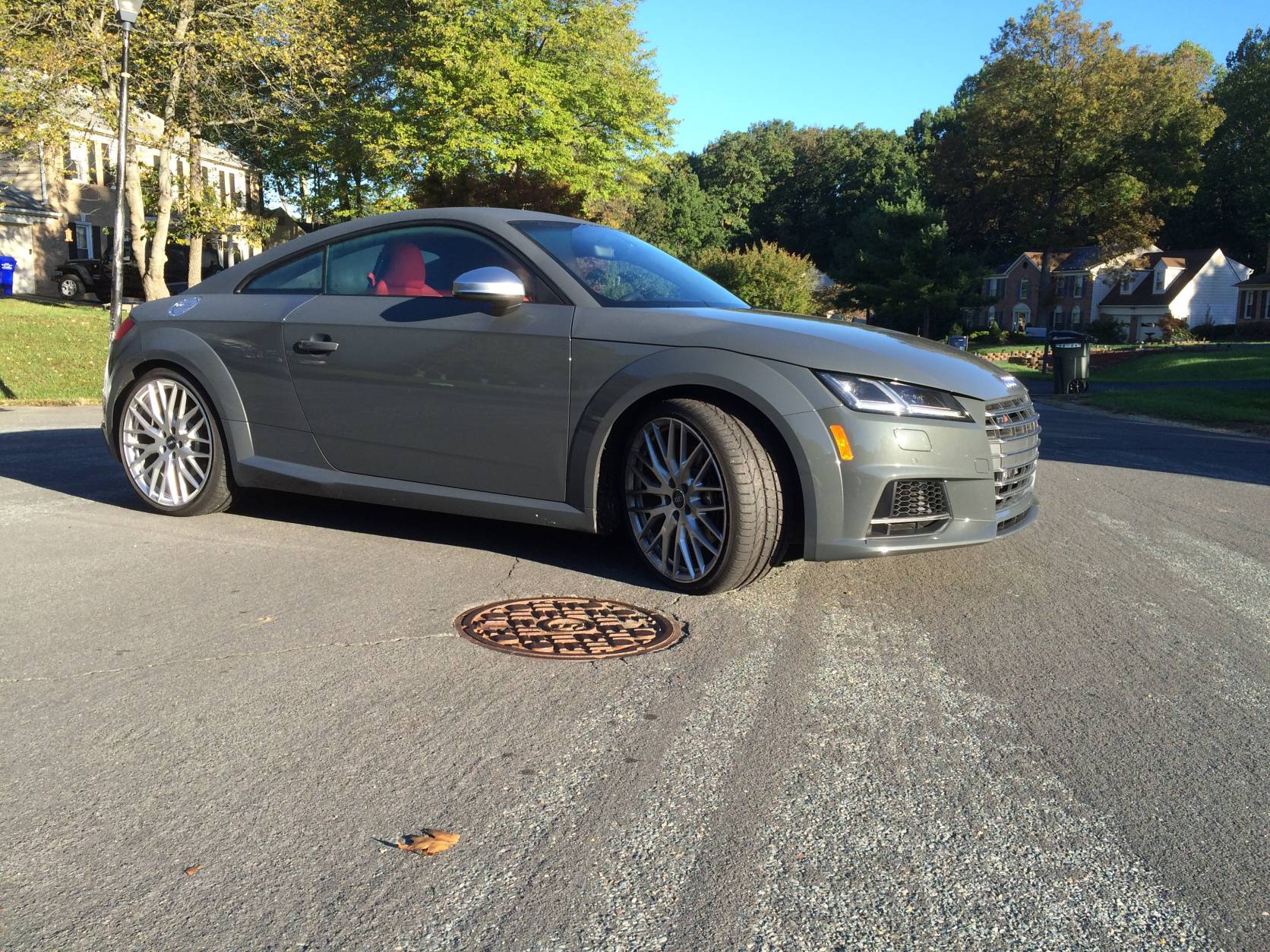Audi TTS spices up the commute | WTOP