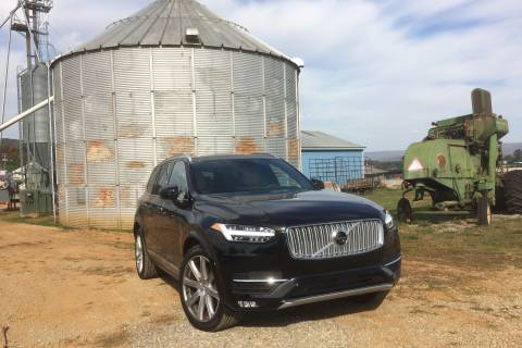 The Volvo XC-90: Luxury crossover makes waves in market