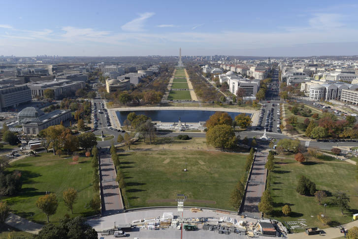 Inauguration Day 2017 Survival Guide Street Closures Metro Service