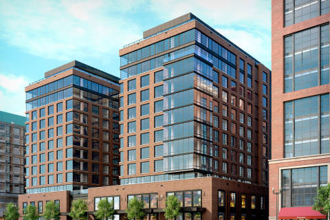 Wharf developer releases details of 2 more apartment buildings