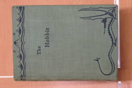 """This undated photo released from Marquette University in Milwaukee, shows a first-edition, first-printing copy of J.R.R. Tolkien's classic tale """"The Hobbit."""" It was obtained by the school's Department of Special Collections and University Archives and is one of only 1,500 in existence. It features artwork drawn by Tolkien himself. (Marquette University via AP)"""