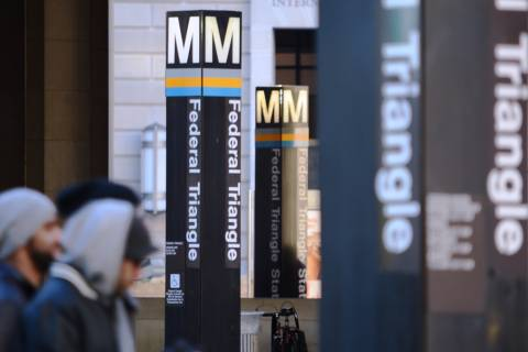 Weekend track work slows all but Green Line as Thanksgiving getaway kicks off