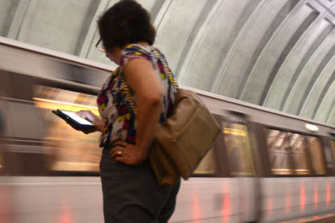Metro rider decline blamed on 24/7 track work, other factors