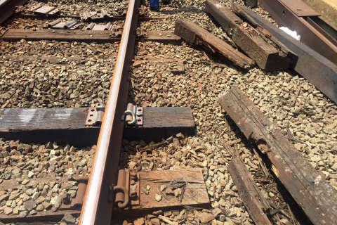 Why did Metro add more 24/7 track work, including on some areas hit before?