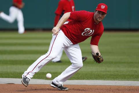 Nats' Murphy joins Scherzer for US in World Baseball Classic