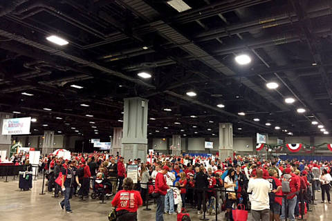 Nats fans, families flock to Winterfest