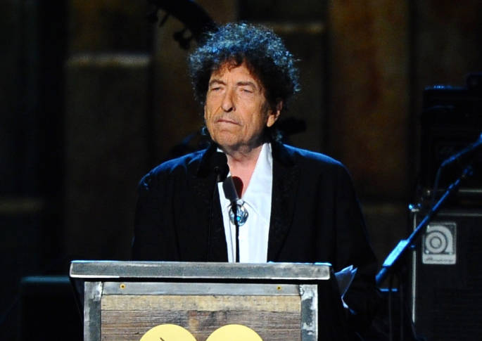 Bob Dylan writes 'speech of thanks' for Nobel Prize ceremony