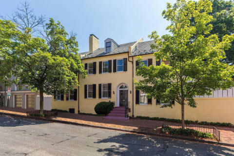 November 2016 most expensive homes sold in DC region