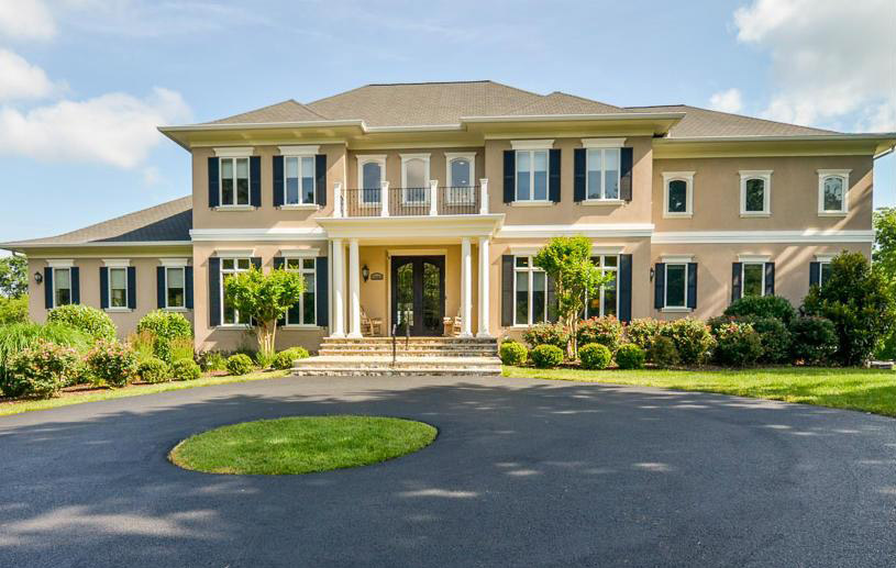 This colonial in Vienna sold for $2,255,000 in November. Built in 2008, the home at 10400 Hunters Valley Road features seven bedrooms and seven bathrooms. (Courtesy MRIS)