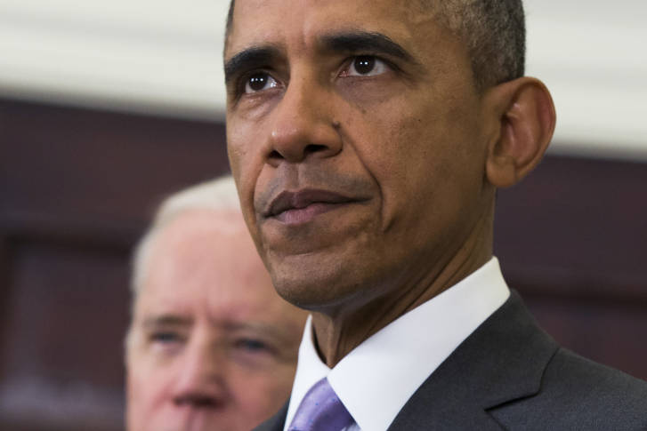 Obama warns Trump administration that torture doesn't work