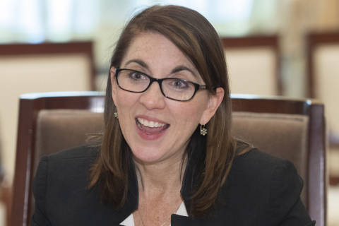 Women of Washington: Michelle Smith of the Federal Reserve
