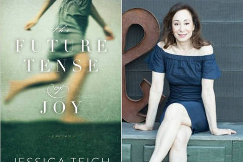 Jessica Teich finds freedom from fear in 'The Future Tense of Joy'