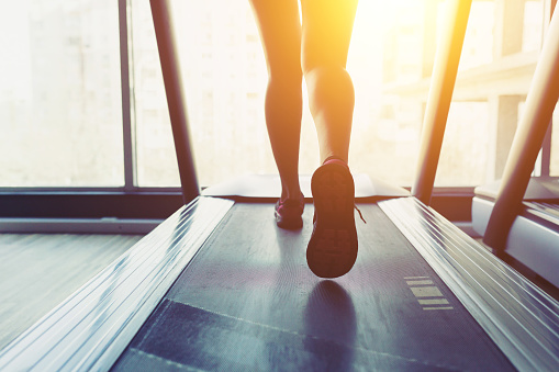 Exercising for the primary goal of losing weight will not help most people stick with exercise over time. (Thinkstock)