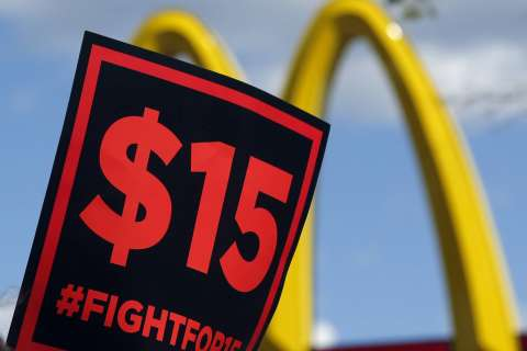 Some Md. lawmakers looking to raise state minimum wage to $15 an hour