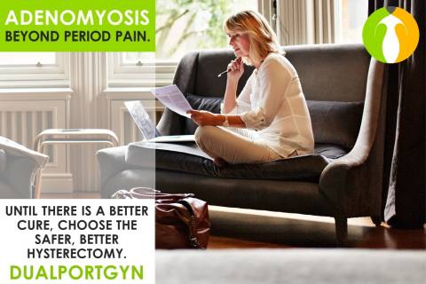 Adenomyosis: When period pain is more than it should be