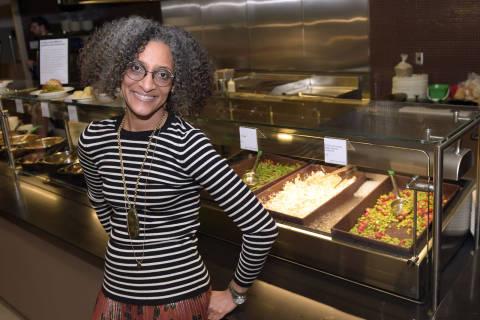 Women of Washington: Chef Carla Hall's emotional contribution to the Smithsonian