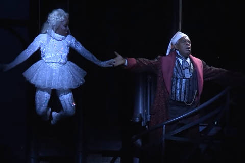 Meet the new Scrooge in Ford's Theatre's 'A Christmas Carol'