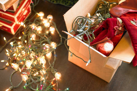 How to keep holiday decor from being fire hazards