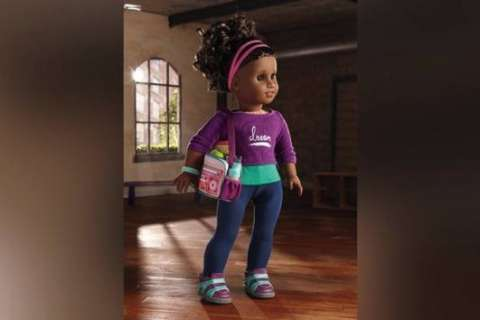 American Girl's 2017 'Girl of the Year' is Gabriela McBride, dancer and poet
