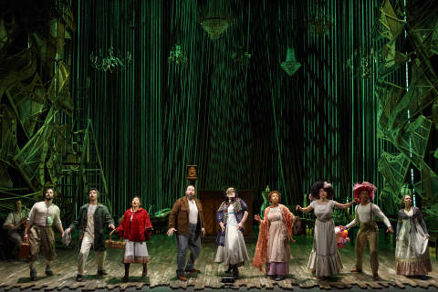 'Into the Woods' brings fractured fairy tales to Kennedy Center