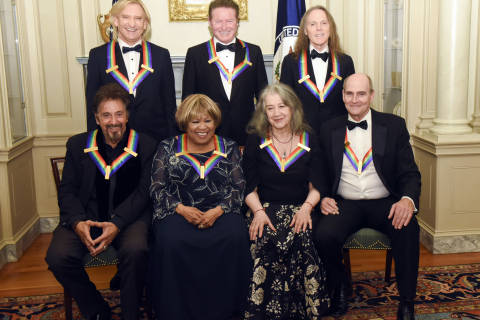 2016 Kennedy Center Honors (Photos & Videos)