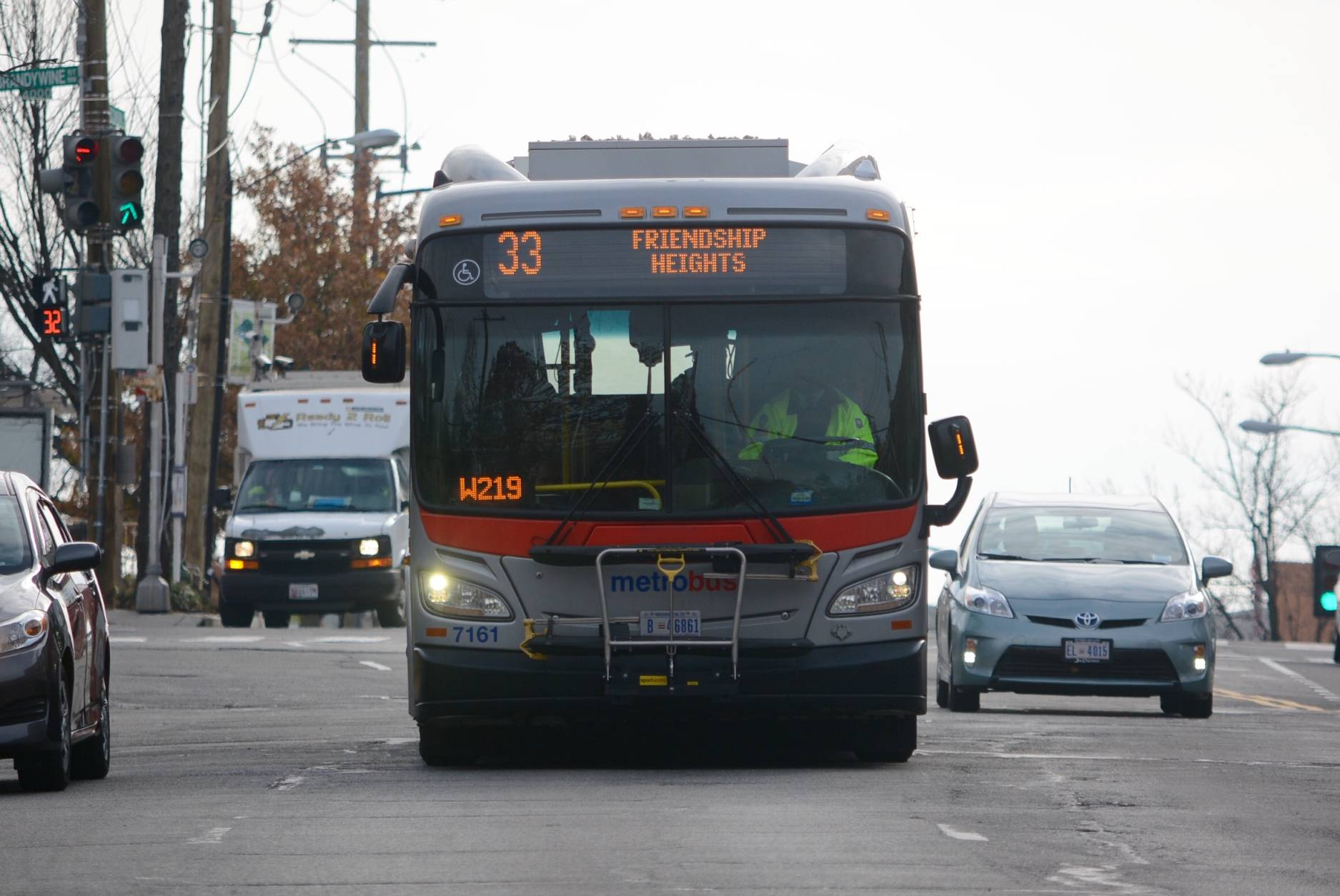 DC region pushes back on plan to overhaul bus service