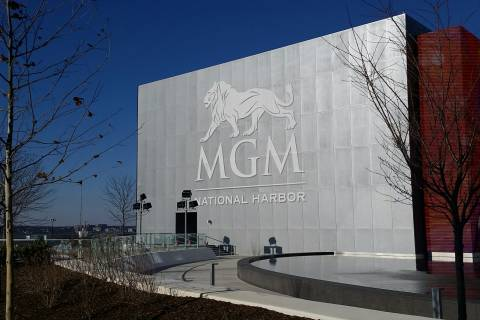MGM National Harbor exceeds local hiring goals, company says