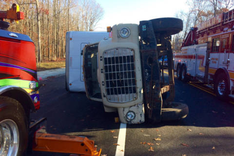 Md. first responders plead with drivers to move over