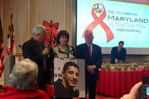 Families remember Maryland victims of drunken driving