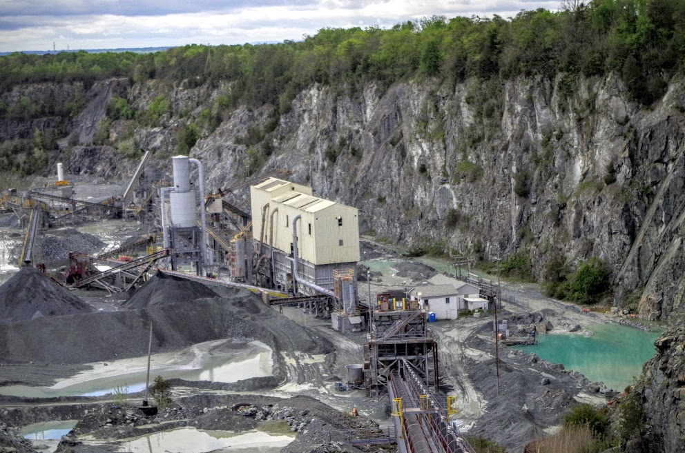 Crumbling Capital Md Quarry Could Be Solution To Dc