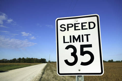 Factors that are most likely to get you a speeding ticket