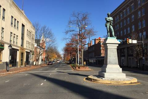 Mixed results with changes to Alexandria Confederate landmarks