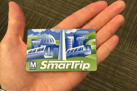 Metro phasing out older SmarTrip cards as part of upgrades to fare payment