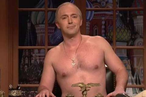 'Saturday Night Live' enlists 'Putin' to ridicule Trump inauguration attendee numbers