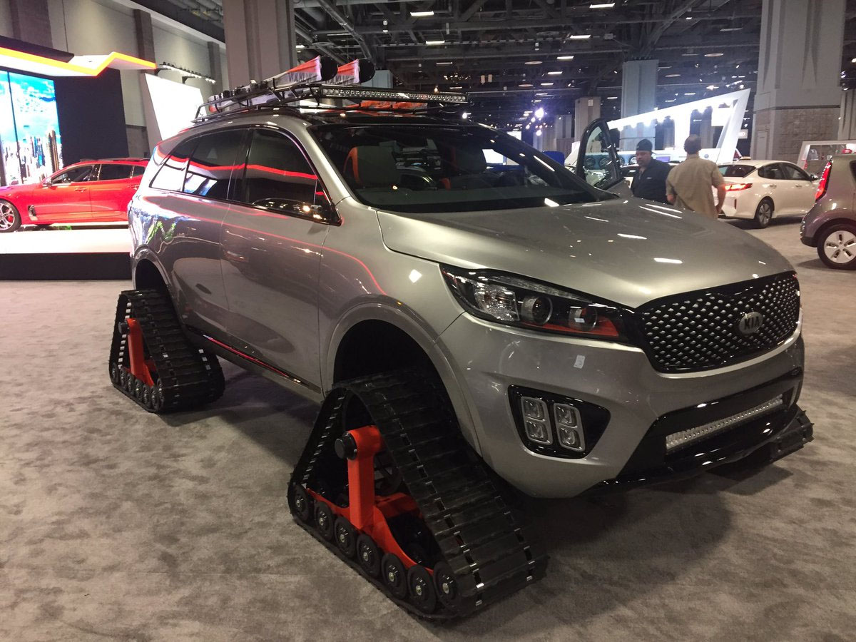 See cool new car tech at the 2017 DC auto show | WTOP