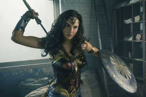 """Theater responds to backlash of women-only screenings of """"Wonder Woman"""""""