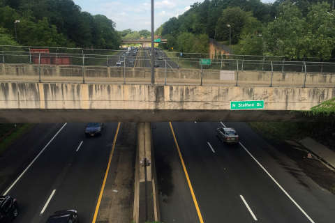 Toll gantry installation set to begin on I-66