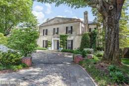 9. $5,700,000 3035 Chain Bridge Road Northwest, Washington, D.C.