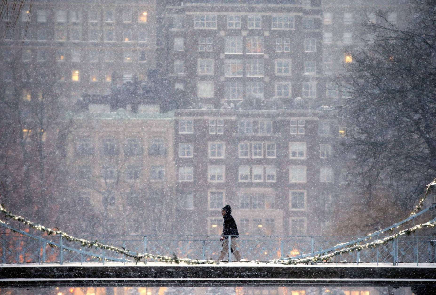 new storm hits west as south new england slow to thaw wtop