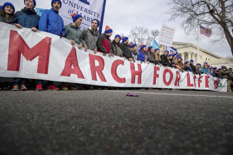 Photos: 44th annual March for Life