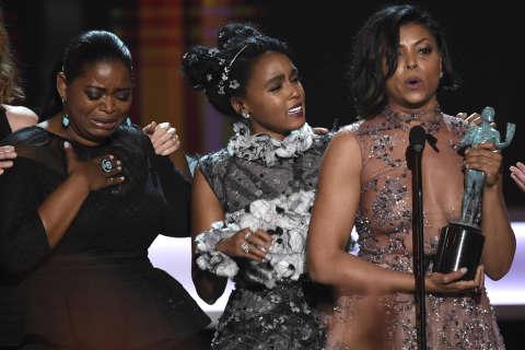 'Hidden Figures,' 'Stranger Things' triumph at SAG Awards